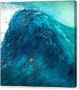 wave X Canvas Print