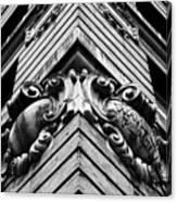 Waverly Building Nyu Canvas Print