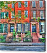 Waverly Place Townhomes Canvas Print