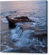 Waves 01 Canvas Print