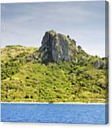 Waya Lailai Island Canvas Print