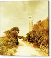 Wayback Beacon Canvas Print