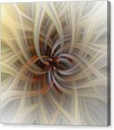 We Are All Connected Soft Abstract  Canvas Print