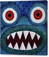 We Need Monsters #5 Canvas Print