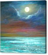 We Will Allways Have The Moon. Sold Canvas Print