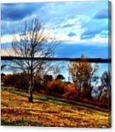 Wealth Of The Autumn Season Canvas Print