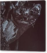 Weasel Weasel Weasel Canvas Print
