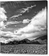 Weather Front Canvas Print