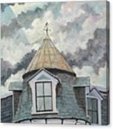 Weather Vane Canvas Print