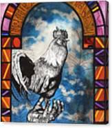 Weathercock II Canvas Print