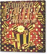 Weathermays Bakery 1943 Canvas Print