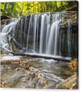 Weaver's Creek Falls Canvas Print