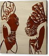 Wedded Bliss - Tile Canvas Print
