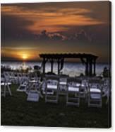 Wedding Crashers Canvas Print
