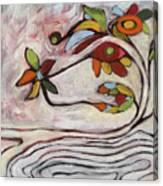 Weeds1 Canvas Print