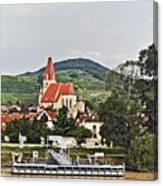 Weissenkirchen  Austria Dan096 Canvas Print