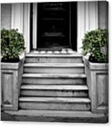 Welcome Steps Canvas Print