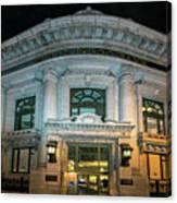 Wells Fargo Bank Building In San Francisco, California Canvas Print