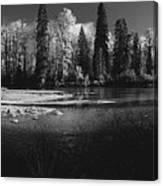 Wenatchee River Canvas Print