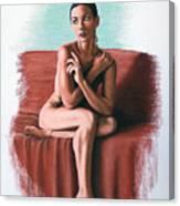 Wenona  Exposed Canvas Print