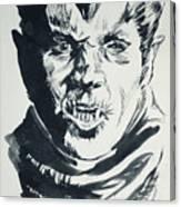Werewolf Of London Canvas Print