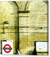 West Brompton Canvas Print