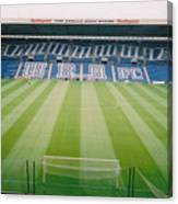 West Bromwich Albion - The Hawthorns - Brummie Road End 2 - August 2003 Canvas Print