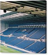 West Bromwich Albion - The Hawthorns - East Stand 1 - August 2003 Canvas Print