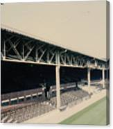 West Bromwich Albion - The Hawthorns - Halfords Lane West Stand 1 - 1970s Canvas Print