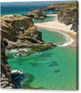West Coast Portugal Canvas Print