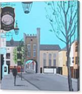 West Gate, Clonmel Canvas Print