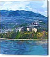 West Vancouver Canvas Print