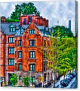West Village By The High Line Canvas Print
