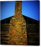 West Virginia Chimney Canvas Print