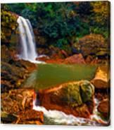 West Virginia Falls Canvas Print