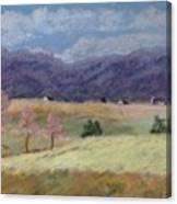 West Virginia Landscape             Canvas Print