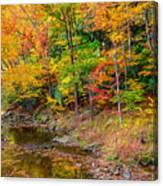 West Virginia Paradise Canvas Print