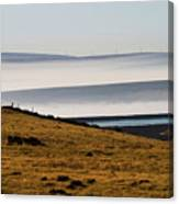West Yorkshire Moors Canvas Print