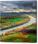 Western Massachusetts Canvas Print