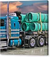 Western Star Ipex Truck Canvas Print