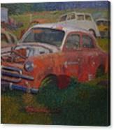 Westland 1980s Canvas Print