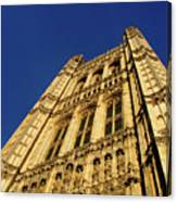 Westminster Palace, London Canvas Print