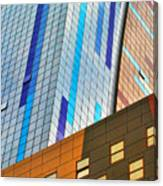 Weston Hotel Nyc Canvas Print