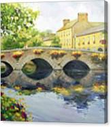 Westport Bridge County Mayo Canvas Print