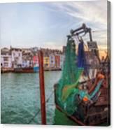 Weymouth - England Canvas Print