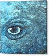 Whale Canvas Print