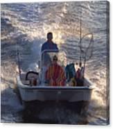 Whaler Canvas Print