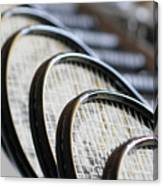 What A Racquet Canvas Print
