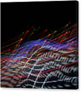 What Music Looks Like Canvas Print