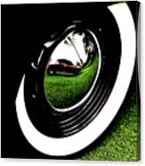 Wheel Art 2 Canvas Print